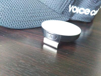 ボイスキャディVC4 Aimingのエイムボタン