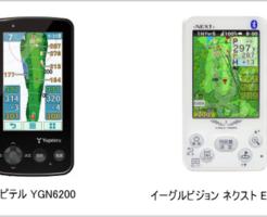 ユピテルYGN6200とイーグルビジョンネクスト
