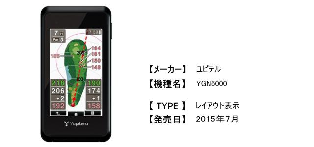 ユピテル YGN5000