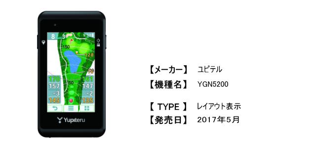 ユピテル YGN5200