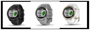 腕時計型GPSゴルフナビ「ガーミンApproach S40」主な特徴