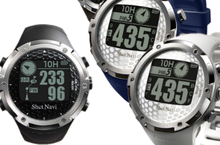 腕時計型GPSゴルフナビの選び方 機能を徹底比較
