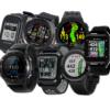 人気の腕時計型GPSゴルフナビ7機種を比較