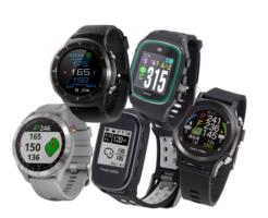 腕時計型GPSゴルフナビ 人気の5機種を比較 2019年版